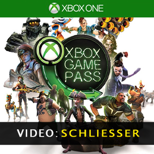 Xbox Game Pass Anhänger