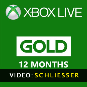 Xbox Live Gold Membership 12 Months Subscription Trailer