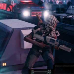 XCOM 2 Feuer Waffe