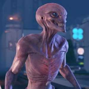 XCOM 2 Alien Sectoid