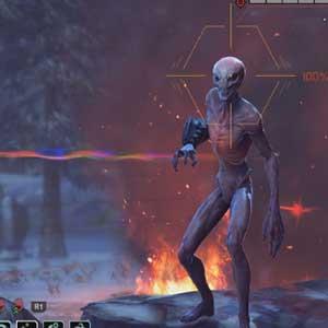 Rundenbasierten Alien Invasion