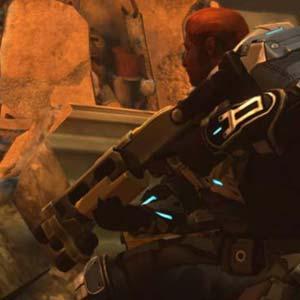 XCOM Enemy Within - Charakter
