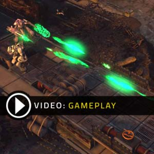 XCOM Enemy Within Gameplay Video