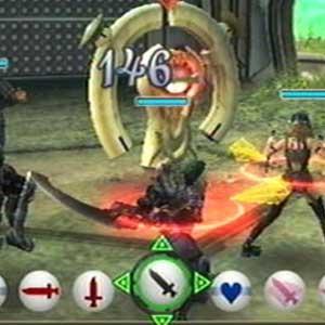 Xenoblade Chronicles 3D Nintendo 3DS Alte Maschine