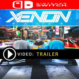 Xenon Racer Nintendo Switch Digital Download und Box Edition