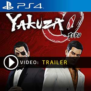 Yakuza 0 PS4 Digital Download und Box Edition