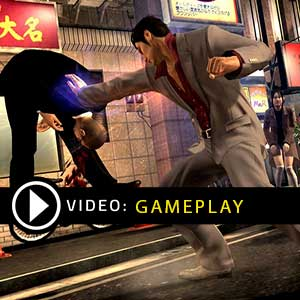 Yakuza 4 PS4 Gameplay Video