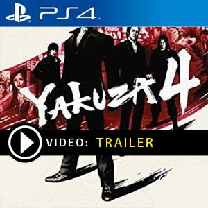 Yakuza 4 PS4 Digital Download und Box Edition