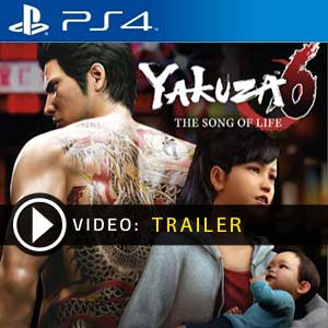 Yakuza 6 PS4 Digital Download und Box Edition
