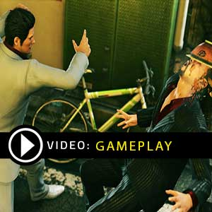 Yakuza Kiwami 2 Gameplay Video