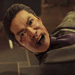 Yakuza wie ein Drache Kamuro Polizeiwache