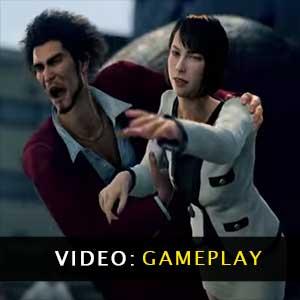 Yakuza Like a Dragon-Gameplay-Video