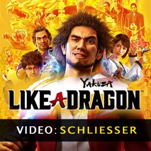 Yakuza Like a Dragon Trailer-Video