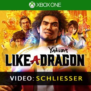 Yakuza Like a Dragon Trailer-Video