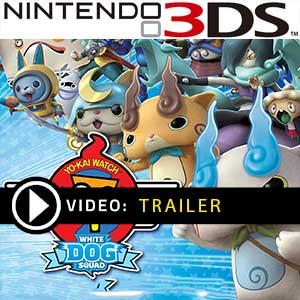 YO-KAI WATCH Blasters White Dog Squad Nintendo 3DS Prices Digital or Box Edition