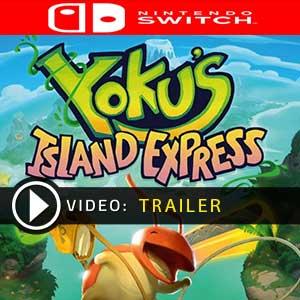 Yokus Island Express Nintendo Switch Digital Download und Box Edition