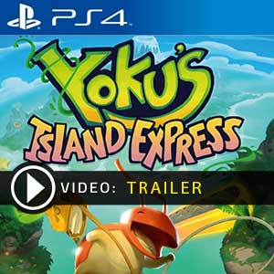 Yokus Island Express PS4 Digital Download und Box Edition