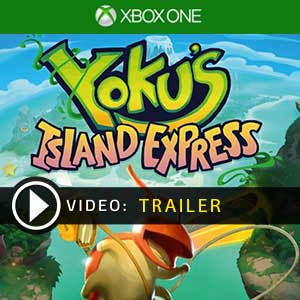 Yokus Island Express Xbox One Digital Download und Box Edition