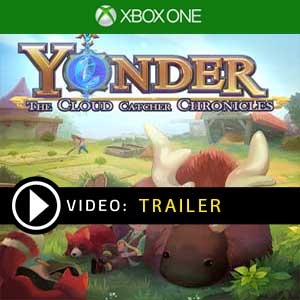 Yonder The Cloud Catcher Chronicles Xbox One Digital Download und Box Edition