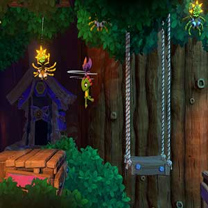 Kaufe Yooka Laylee and the Impossible Lair PS4 Preisvergleich
