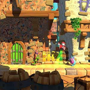 Kaufe Yooka-Laylee and the Impossible Lair Xbox One Preisvergleich