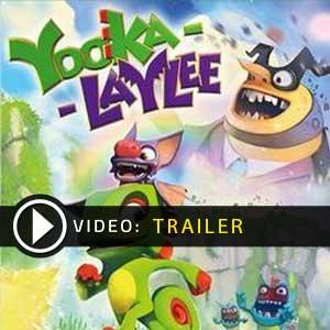 Yooka-Laylee Key Kaufen Preisvergleich