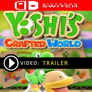 Yoshi's Crafted World Nintendo Switch Digital Download und Box Edition