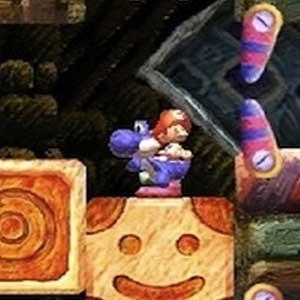 Yoshis New Island Nintendo 3DS Gameplay