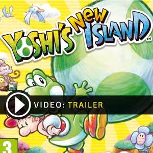 Yoshis New Island Nintendo 3DS Digital Download und Box Edition