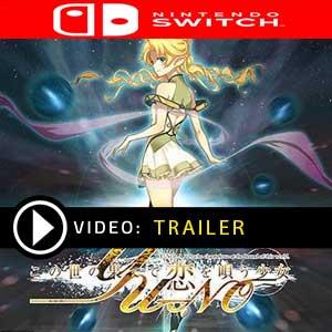YU-NO KONOYO NO HATE DE KOI O UTAU SHOUJO Nintendo Switch Digital Download und Box Edition