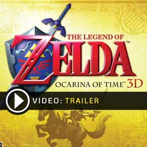 Zelda Ocarina of Time 3D Nintendo 3DS Digital Download und Box Edition