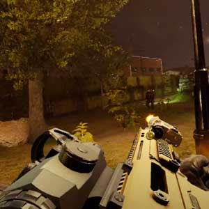 Null-Kaliber VR FN SCAR
