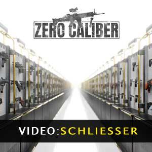Zero Caliber VR-Trailer-Video