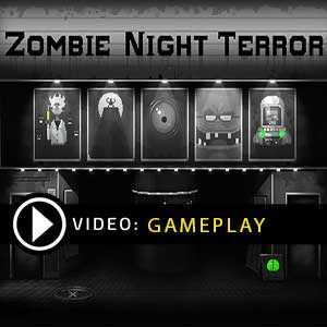 Zombie Night Terror Nintendo Switch Gameplay Video