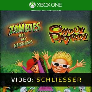 Zombies Ate My Neighbors and Ghoul Patrol Xbox One Video Trailer